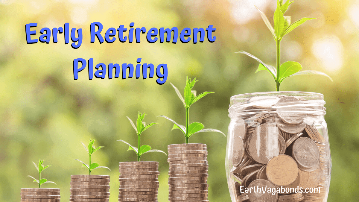 First 4 steps to early retirement to take right now