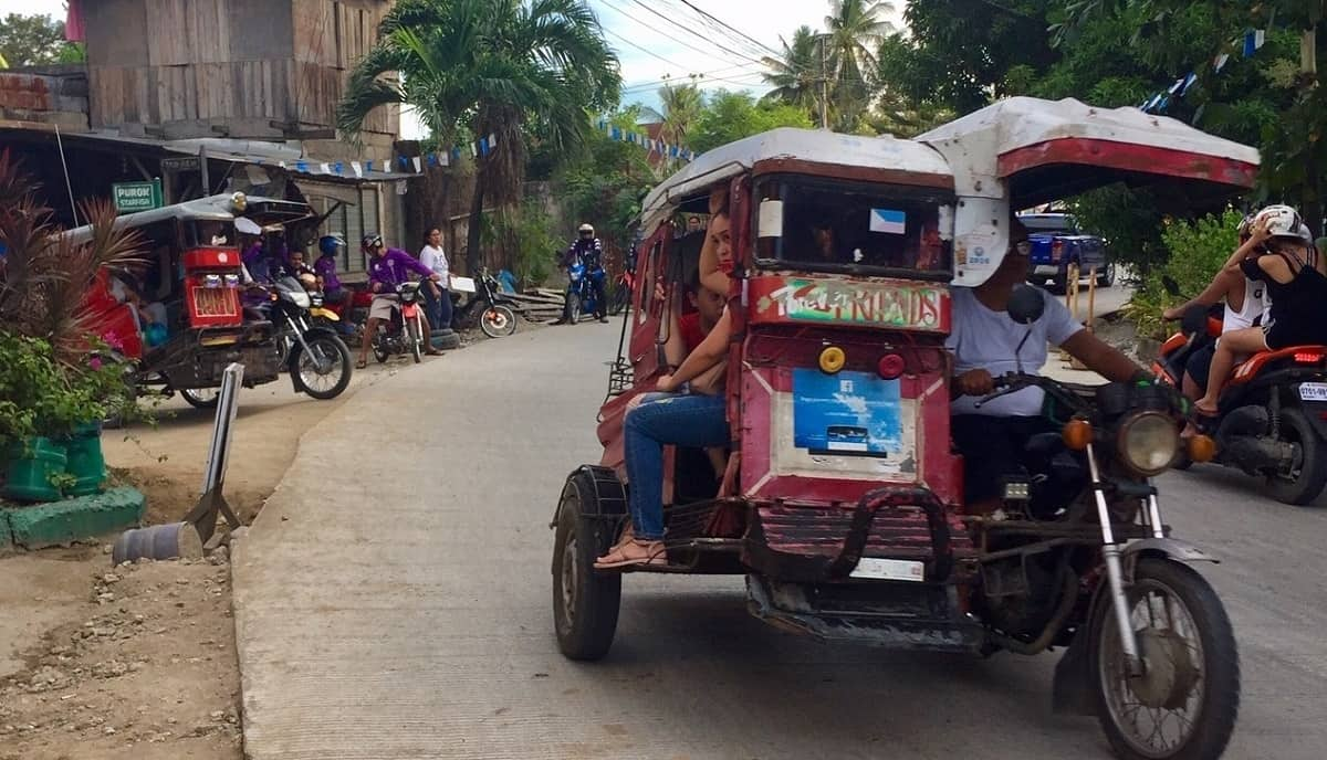 Living in the Philippines as grateful budget travelers