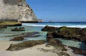 Beautiful Nusa Penida stop on Bali trip