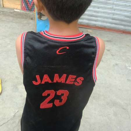 LeBron James & basketball big in the Philippines