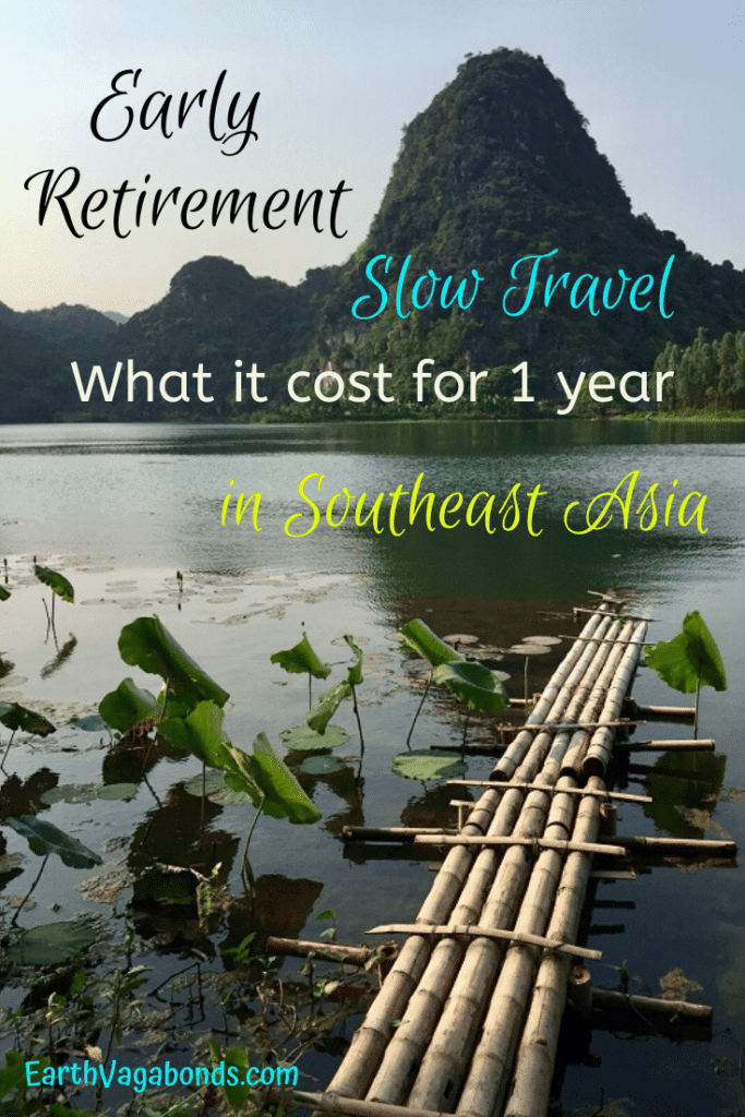Travel expenses in retirement can be manageable in southeast asia
