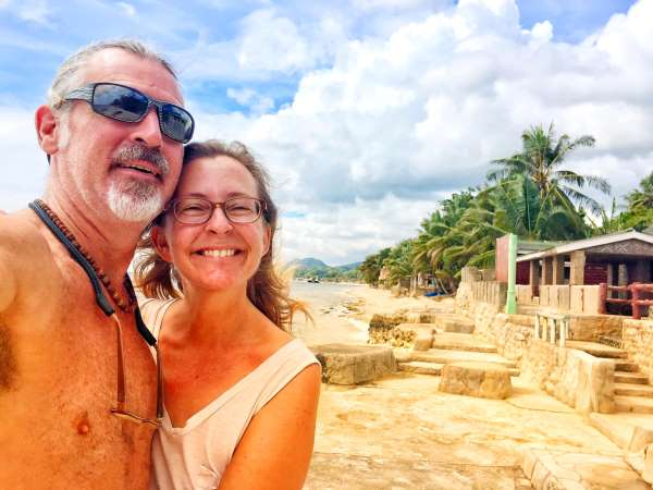 travel expenses in retirement came in at 2k a month, and we have a lot to smile about!