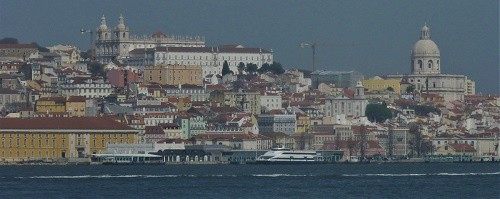Lisbon is one of two European cities named as the best places to retire on social security overseas by Earth Vagabonds.