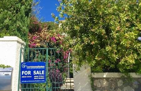 a house for sale on corfu island, greece