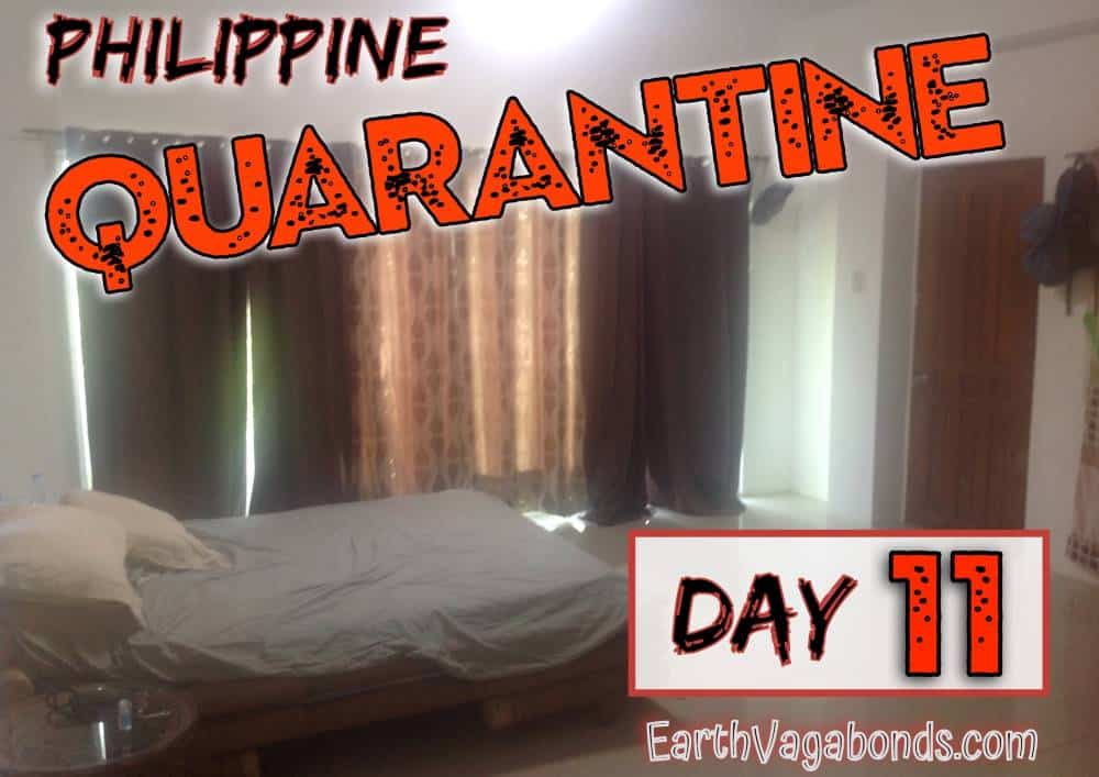 philippine quarantine day 11