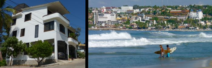 Airbnb hosts share news from Puerto Escondido, Mexico.