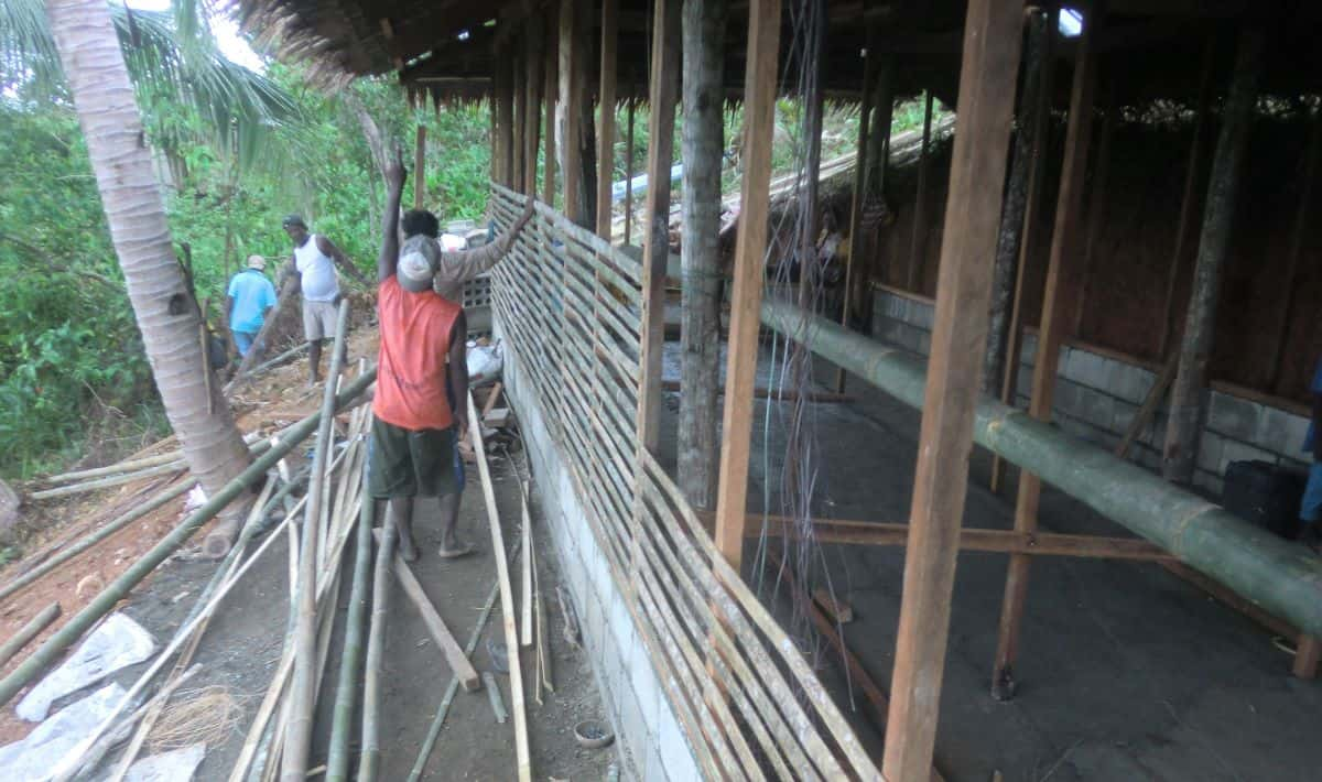 Ati hen house project progress