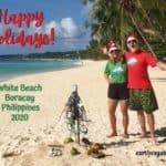 Earth Vagabonds holiday card 2020