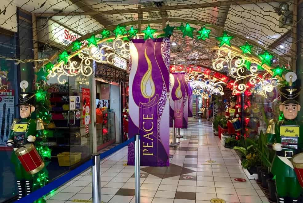 An empty mall like this one in Kalibo, Philippines, will be more common as Asian ecommerce experiences gain popularity.